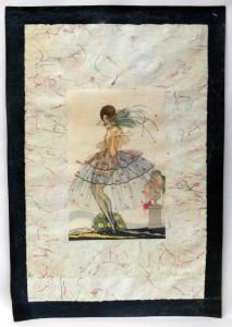 Fairy Floor Cloth V.V1280.