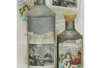 Medicine Man Tin Bottle Project