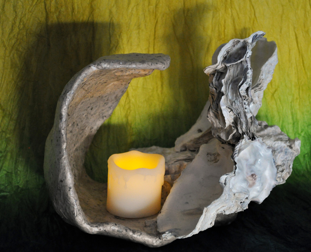"""""""Oysters by Candlelight"""" #2"""